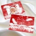 Remerciement carte Noël