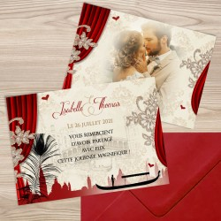 Remerciement mariage VENISE